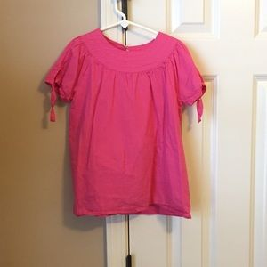 Pink Lilly Pulitzer Top